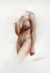Nudefigurestudy